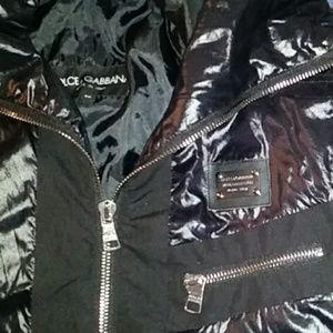 Dolce & Gabbana lightweight Hooded jacket